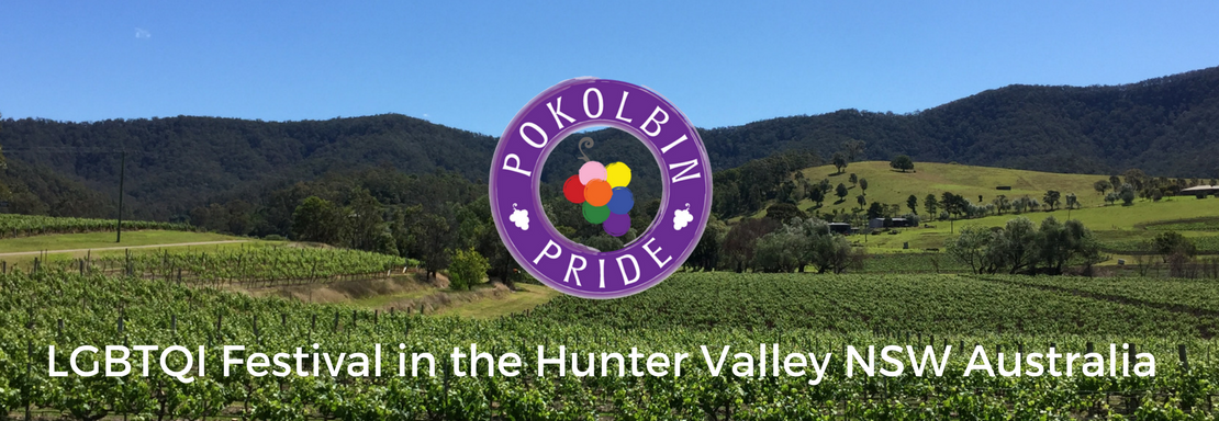 pokolbin pride LGBTQI festival hunter valley