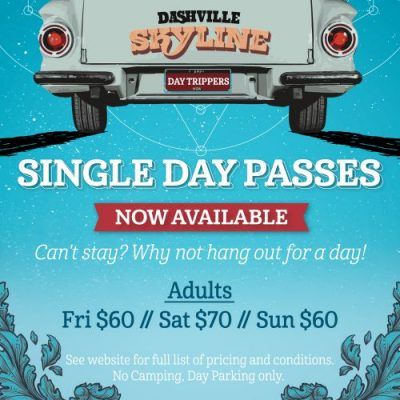 dashville skyline tickets prices line-up