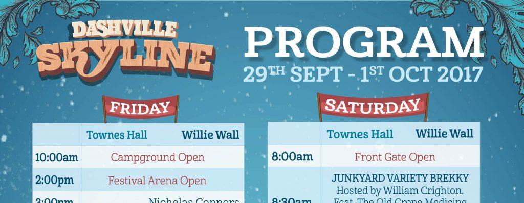 Skyline Program crop