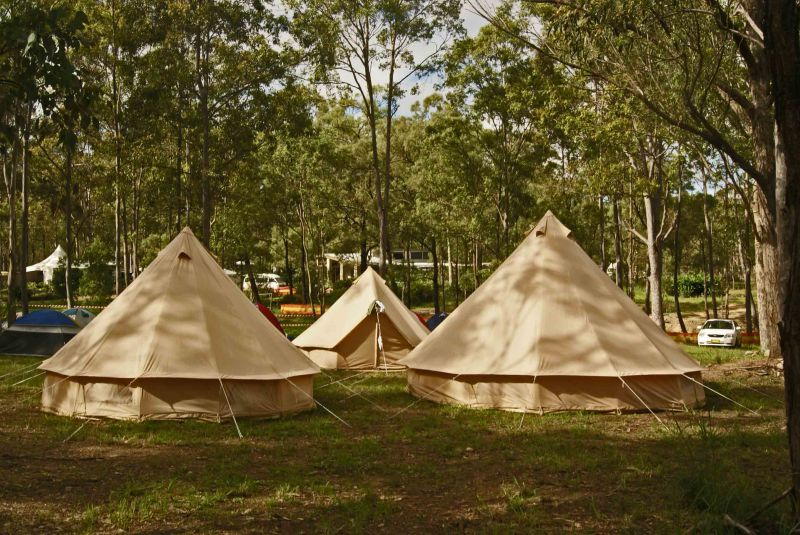 ($25); Tent hire (two-person or ... & Hunter Tent Stay u2013 Summer Concert Camping u2013 Dashville