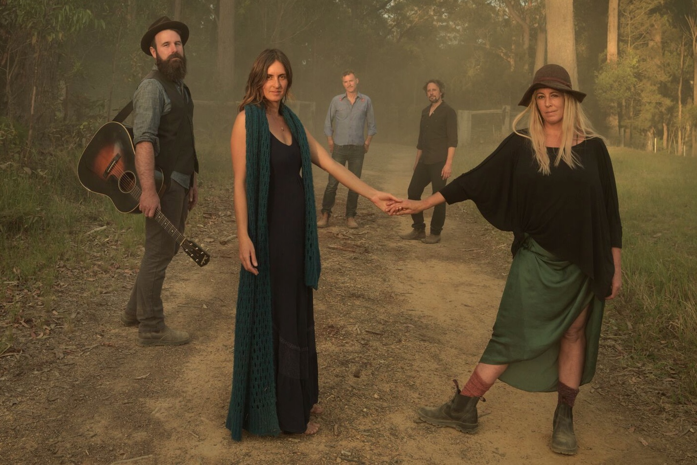 The Waifs Australian tour dates 2018 Hunter Valley Dashville