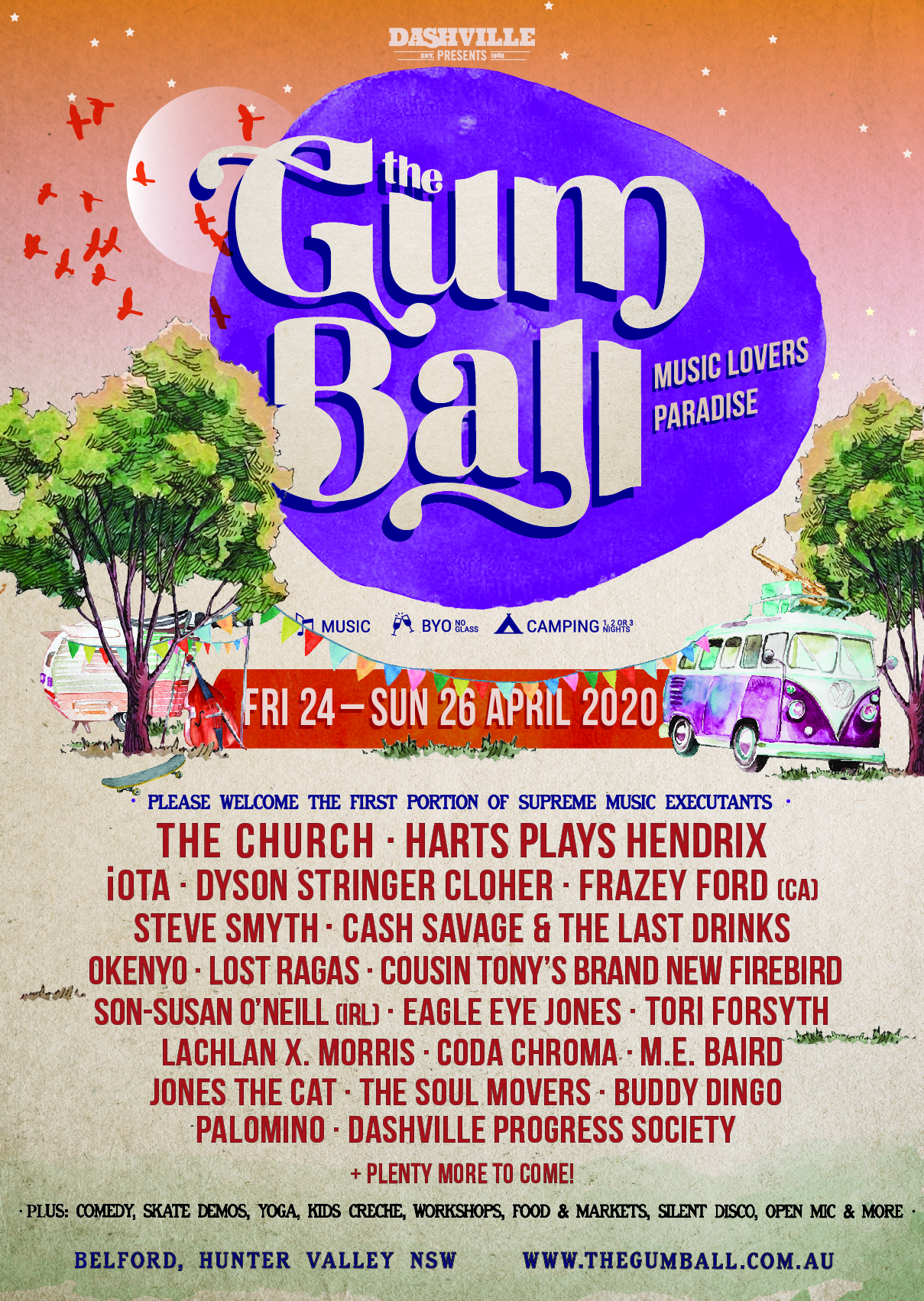 The_Gum_Ball_first_release_poster