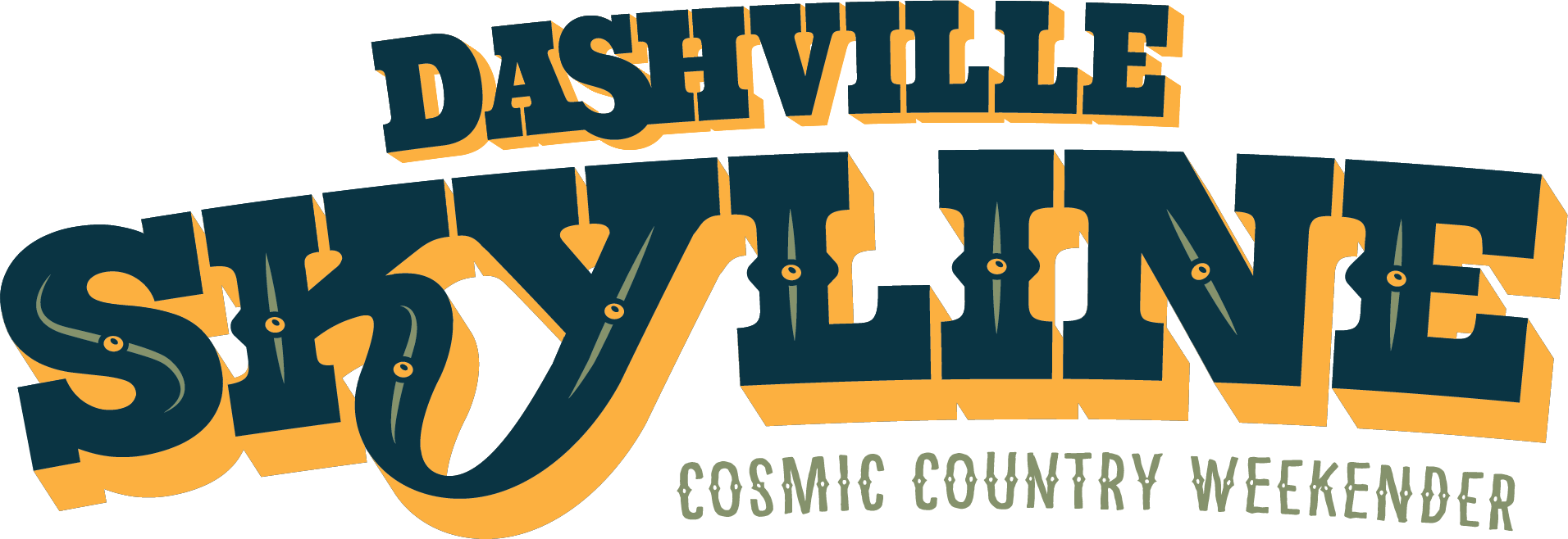 Dashville Skyline Logo