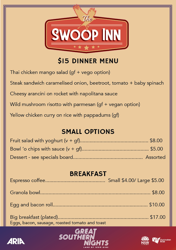 GSN_Swoop Inn Menu_A4_ES_FINAL